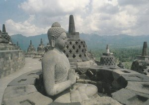 Buddhism ; Central Java , Indonesia , 1990s