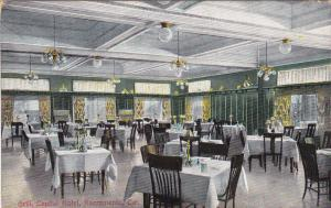 Grill , Capital Hotel , SACRAMENTO , California , 00-10s