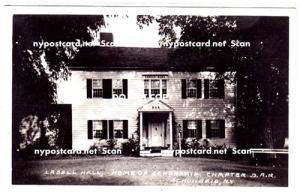 RPPC, Lasell Hall, D.A.R., Schoharie NY
