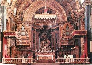 Malta Valletta St John's Co-Cathedral Postcard