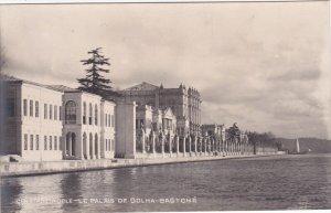 RP: Constantinople , Turkey , 00-10s : Le Palais de Dolma-Bagtche