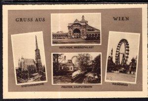 Gruss Aus,Vienna,Austria