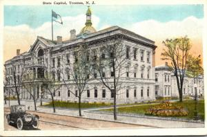 New Jersey Trenton State Capitol Building
