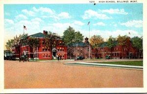 Montana Billings High School