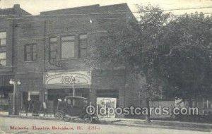 Majestic Theatre Belvidere, IL, USA 1919