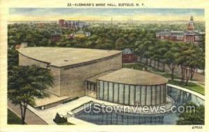 Klenihan's Music Hall Buffalo NY 1947