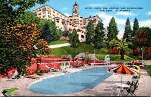 California Pasadena Hotel Vista Del Arroyo and Bungalows