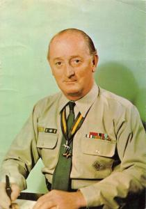 Sir Charles Maclean K.T.K.B.E. Chief Scout of the Commonwealth