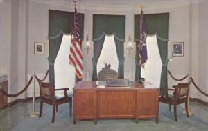 Interior View, Herbert Hoover Library, West Branch, Iowa