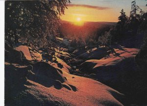 POSTAL B4517: FINLANDIA SUOMI: LAPPI LAPLAND