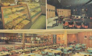 CARPENTERSVILLE, Illinois, 1940-60s; Winter Garden Restaurant & Cocktail Lounge