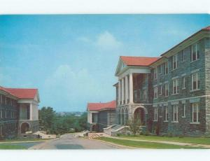 Unused Pre-1980 Madison College - Harrisonburg Virginia VA E1320