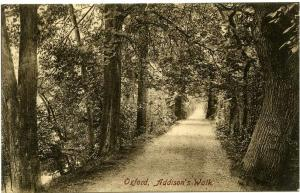 Addison's Walk - Oxford, England - DB Era