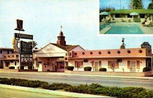 California Bakersfild The Topper Motor Hotel