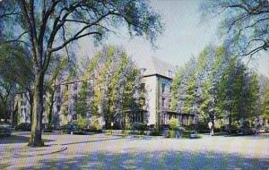 Illinois Evanston Willard Hall Northwestern University