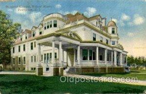 Memorial Hospital Pawtucket, RI, USA 1916