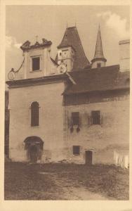 Czech Republic Kežmarok Késmárk Thököly vár kápolna Schlosskapelle 02.83