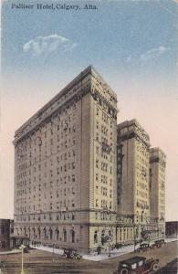 Palliser Hotel, Calgary, Alberta, Canada, 1900-1910s