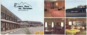 Eldreth Motel and Restaurant, Jefferson, North Carolina, 40-60s