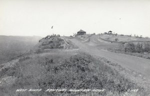 RP, MICHIGAN, 1930-40s; West Bluff, Brockway Mountain Drive