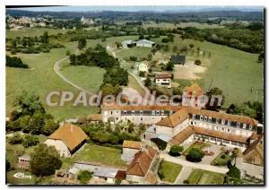 Modern Postcard Montferrand Le Chateau Vue Aerienne