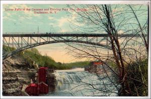 Lower Falls, Rochester NY