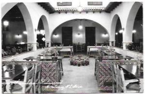 Mexico Restaurant  1953 Postmark.