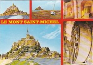 France Le Mont-Saint-Michel Multi View