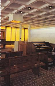 Interior , Peace Chapel , BRANDON , Manitoba , Canada , PU-1975
