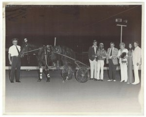 NORTHFIELD PARK,Ohio; BARON GERARD wins August 17th with Jockey Lew Williams