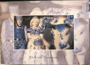 Netherlands Holland Souvenir Delft China - posted