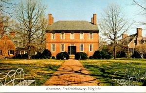 Virginia Fredericksburg Kenmore Built 1752