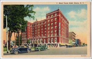 Mark Twain Hotel, Elmira NY