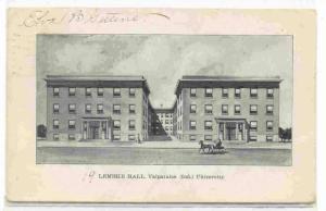 Lembke hall, Valparaiso University, Indiana, PU-1908