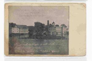 Riverside Woolen Company, Pittsfield, Maine, 00-10s