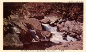 Great Smoky Mountains Nat'l Park - The Sinks