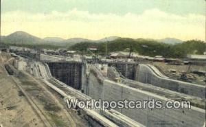 Panama Panama Canal President Wilson wills ee on his visit