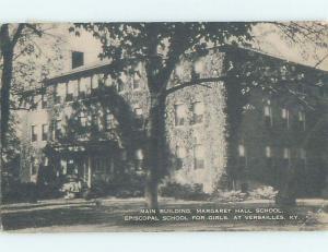 1940's EPISCOPAL SCHOOL FOR GIRLS Versailles Kentucky KY J8766