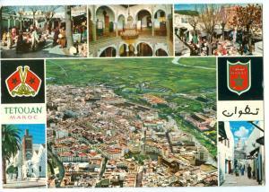 Morocco, Maroc, Tetouan, 1960s unused Postcard