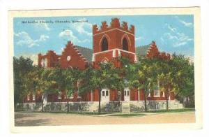 Methodist Church, Chanute, Kansas, PU-1944