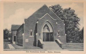 Arkansas Benton First Presbyterian Church Albertype