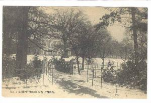 Lightwood's Park, Birmingham, Warwickshire, England, United Kingdom, 00-10s