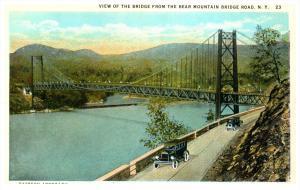 10488  NY  Bridge Bear Mountain