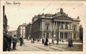 Czech Republic - Brno Divadlo 02.22