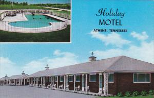 Tennessee Athens Holiday Motel and Swimming Pool