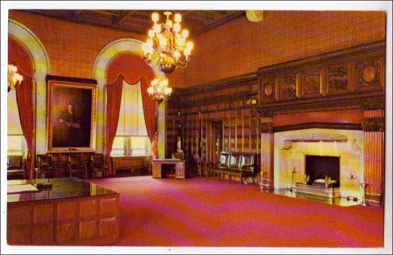 Governor's Room, Executive Chamber, State Capitol, Albany NY