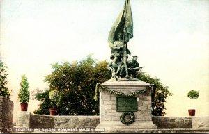 Massachusetts Malden Soldiers and Sailors Monument