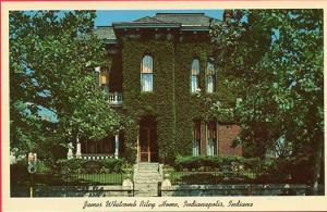IN - Indianapolis. James Whitcomb Riley Home