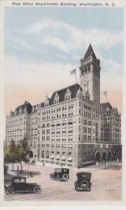 Washington Dc Post Office Department Building
