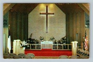 Clearwater FL-Florida, St. Paul's Evangelical Lutheran Church, Chrome Postcard